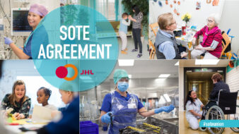 Social welfare and health care sector agreement (SOTE agreement)